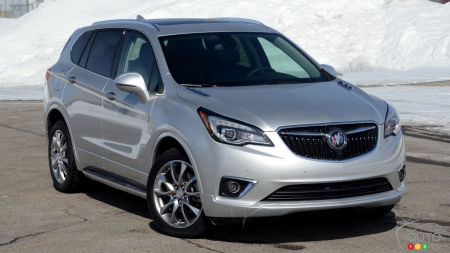 2019 Buick Envision Review: Hiding in the Grass