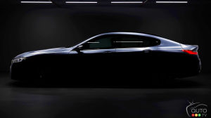 BMW Teases its Upcoming 8 Series Gran Coupe ahead of June Reveal