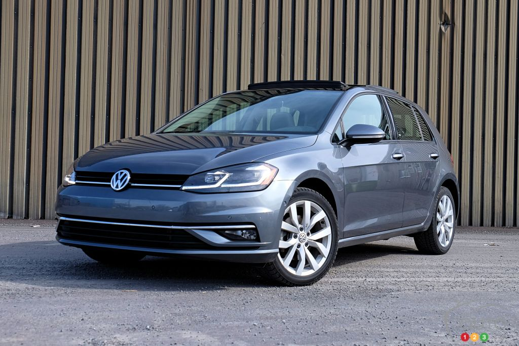 Volkswagen Killing the Golf Base Version in U.S.