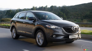 NHTSE Looking at Possible Defective Side Airbags in older Mazda CX-9s