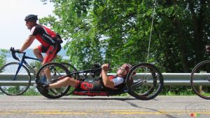 Across Canada on a Handbike: Jimmy Pelletier's Coast-to-Coast Trek Begins Today