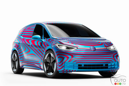 Volkswagen ID.3 Previewed Ahead Of Full Launch