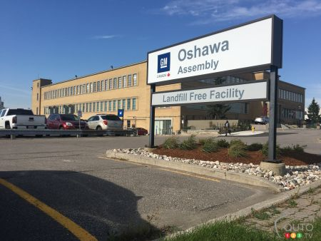 GM Canada, Unifor Announce Deal, Oshawa Plant Will Survive
