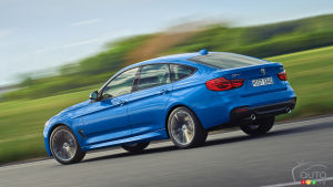 It's a Wrap for BMW's 3 Series Gran Turismo