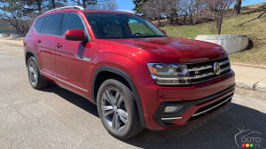 2019 Volkswagen Atlas Review: Efficient People Mover