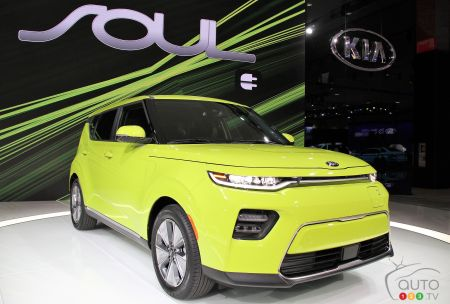 Kia Soul EV launch delayed until 2020 in the U.S.