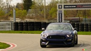 2019 Ford Mustang Shelby GT350 First Drive