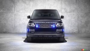 First Details Emerge Regarding the 2021 Range Rover