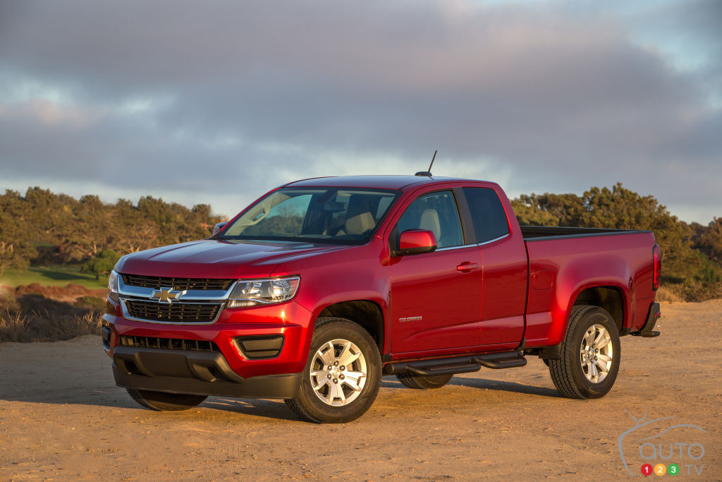 NHTSA Investigating GM Recall of Chevy Colorado, GMC Canyon Trucks
