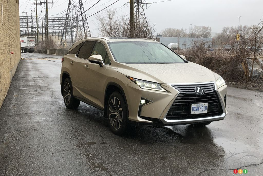 2019 Lexus RX L Review: Room for Six or Seven, But it Doesn't Add up to a Full House