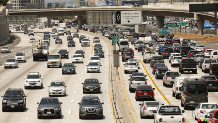 California Raises Possibility of Banning Combustion-Engine Cars