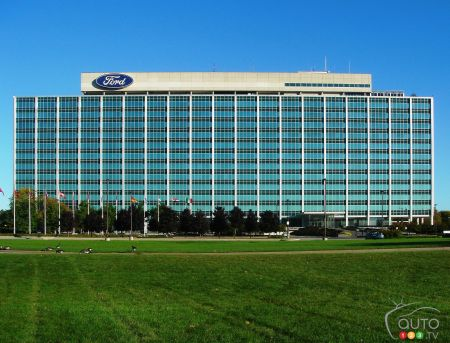 Ford supprime 7000 emplois à travers le monde