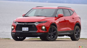 2019 Chevrolet Blazer First Drive (in Canada): What's in a Name…