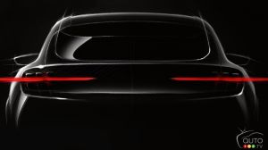 Ford's Mustang-Inspired Electric SUV Could Debut This Year… as a Concept