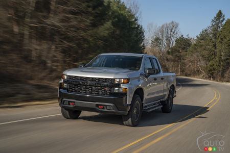Silverado, Sierra Turbodiesel Models Delayed Until 2020