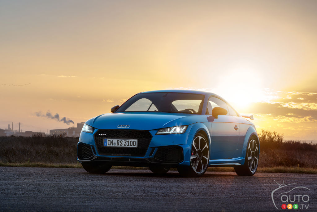 It's Official: Audi Is Pulling the Plug on its TT