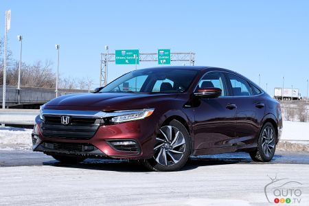 2019 Honda Insight Review: Knowing How to Please
