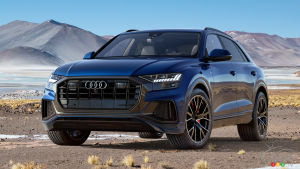 Seven New SUV Variants From Audi by the End of 2019