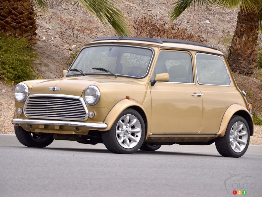 MINI Cooper Knightsbridge Edition 1999