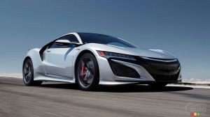 Acura Said to Be Working on 650-hp NSX Type R Variant