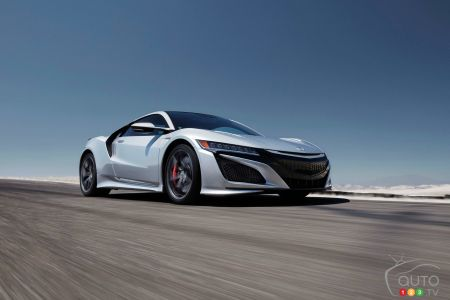 Acura Possibly Working On Nsx Type R Variant Car News