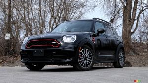 Mini Countryman JCW Mdnight Blakc Edition 2019