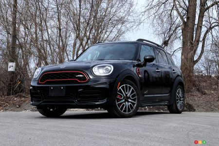 2019 Mini Countryman JCW Review: The Maxi MINI