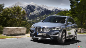 A Beauty Makeover for the 2020 BMW X1