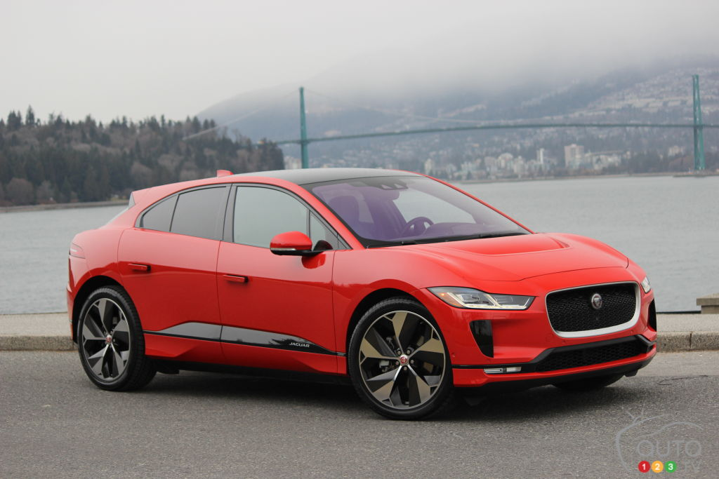2019 Jaguar I-PACE Review: The One They're All Talking About