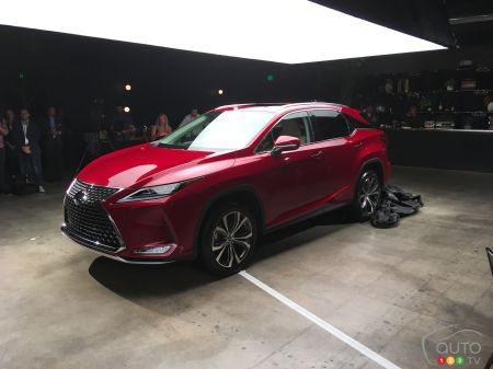 2020 Lexus RX First Encounter: Tightening the Bolts