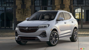 Buick Confirms Encore GX for North America… Next Year