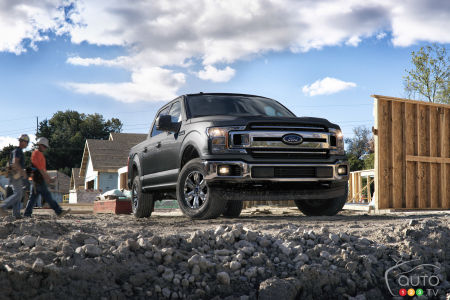Ford of Canada Expanding Diesel Offering for its 2019 F-150