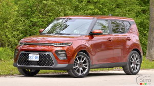 2020 Kia Soul First Drive: A Partially Saved Soul