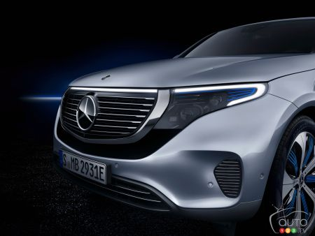 E-Class-Sized Electric Sedan Coming From Mercedes-Benz