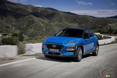 A Hyundai Kona Hybrid Confirmed for Europe