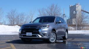 2019 Mitsubishi Outlander PHEV Review: The joys of having the field to oneself