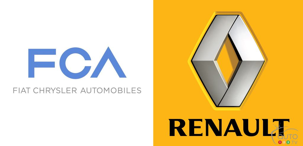 FCA Withdraws Merger Offer Made to Renault