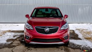 Tariffs: U.S. Government Rejects GM Request to Exempt the Buick Envision