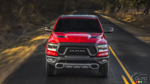 38,890 Ram 1500 Trucks Recalled in Canada