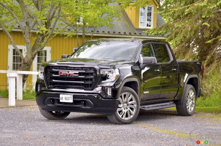 2018 gmc sierra elevation edition review