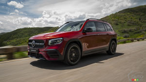 A Three-Row Version for the 2020 Mercedes-Benz GLB
