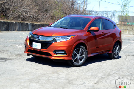 2019 Honda HR-V Review: Different, But Not That Different