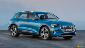 Audi Recalls New 2019 e-tron EV Over a Defective Seal on the Battery
