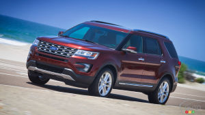 Ford rappelle 1,2 million d'Explorer et 123 000 F-150