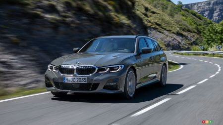 BMW Unveils 2020 3 Series Wagon We Won't Get in Canada