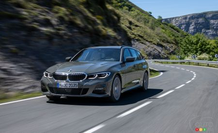 Bmw Unveils The 2020 3 Series Wagon We Won T Get In Canada Car