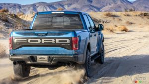 Next Ford F-150 Raptor to get GT500's engine?