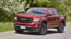GMC Canyon Elevation 2019