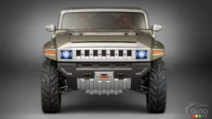 GM Considering a New, All-Electric Hummer