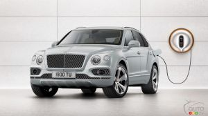 Bentley Details Electrification Plans: All Models to Include Hybrid Option by 2023